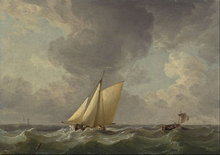 A Cutter in a Strong Breeze