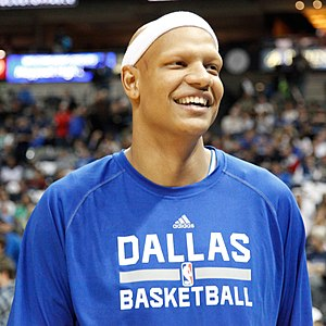 Charlie Villanueva - Charlie Villanueva spent his last two seasons with the Dallas Mavericks (2014-16)