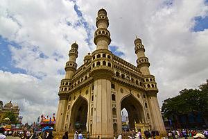 History of Hyderabad - Charminar