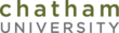 Chatham University text logo.png