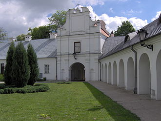 Basilica of the Birth of the Virgin Mary, Chełm - Uściłuska Gate