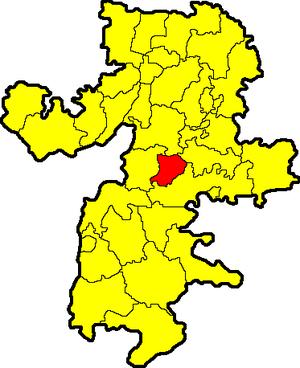 Plastovsky District - Image: Chelyabinskaya oblast Plastovsky rayon