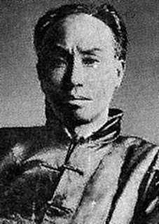 Chen Duxiu 1stGeneral Secretary of the Communist Party of China