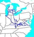 Chesapeake and Ohio Railway System Map.PNG