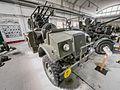 Chevrolet CMP with tripple machinegun AAA, Gunfire Artilleriemuseum, Brasschaat foto 1.jpg