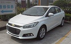 Chevrolet Cruze – Wikipedia