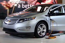 Chevrolet Volt A Series Hybrid Plug In Also Called Extended Range Electric Vehicle Erev