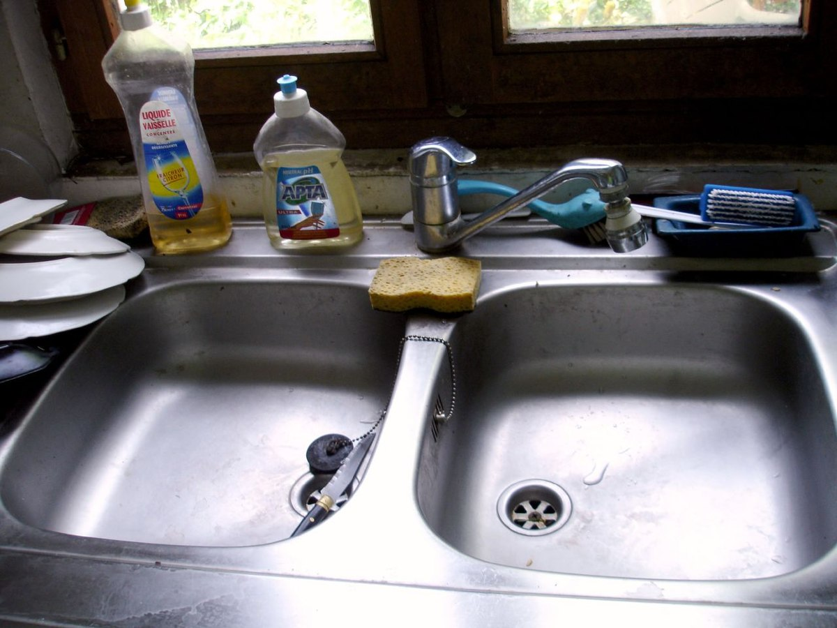 W Kitchen Sink Faucets