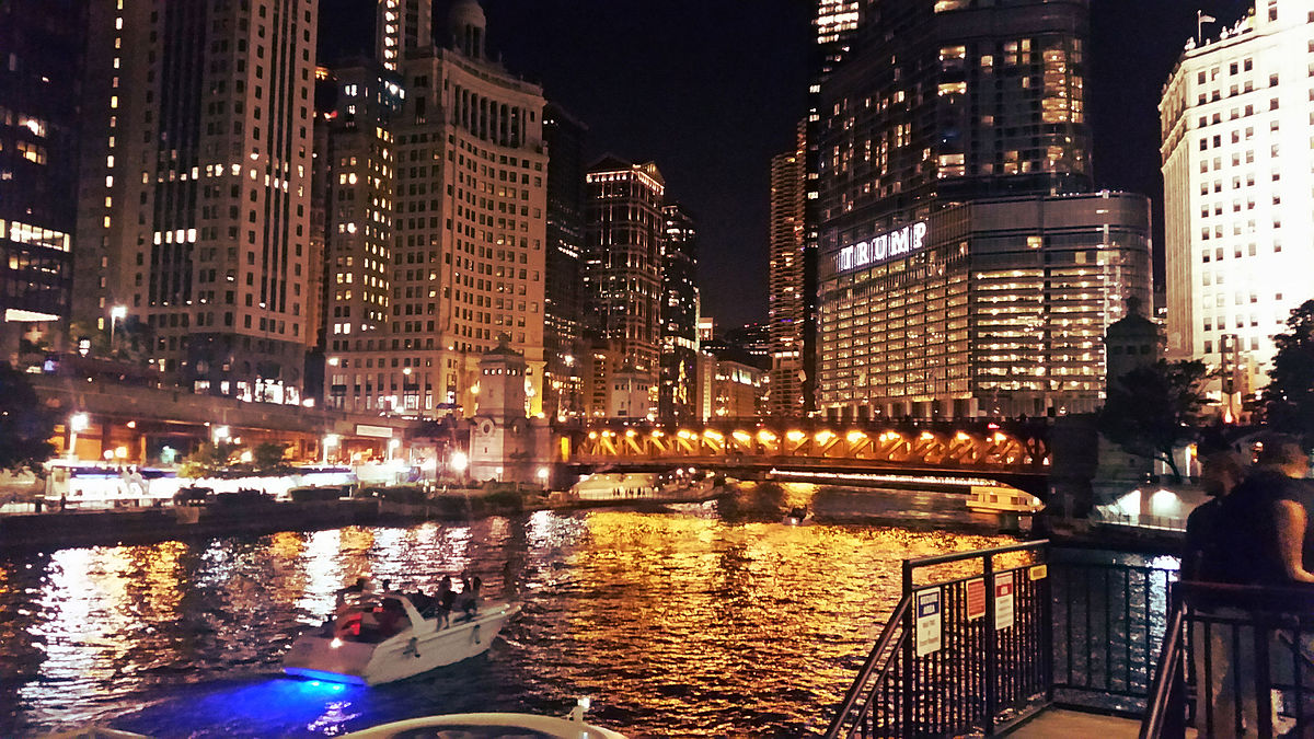 Chicago River - Wikipedia