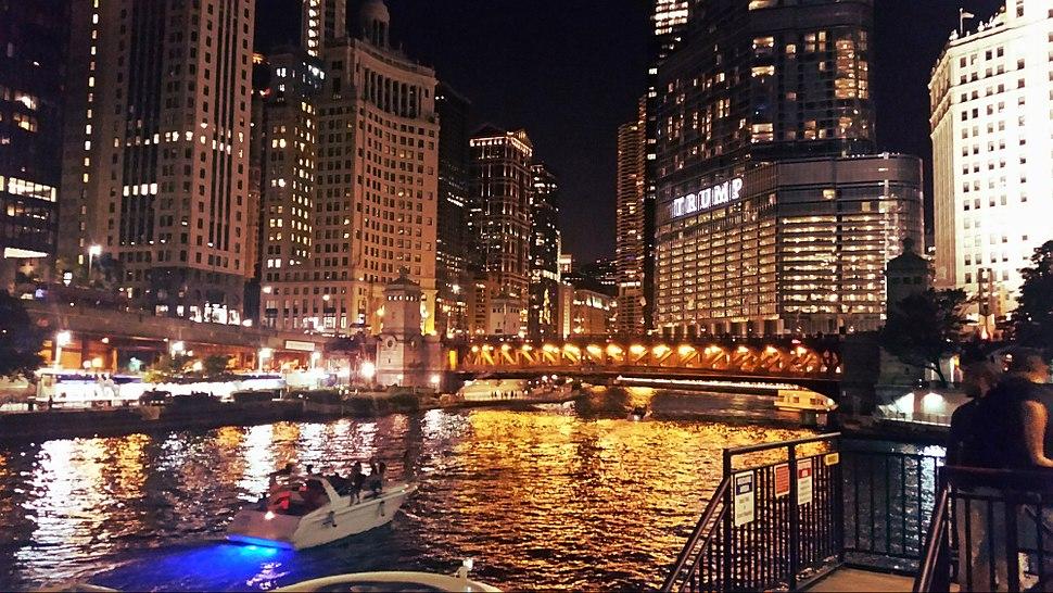 Chicago River 5
