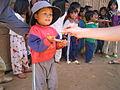 Children from small farming community, highlands, South Vietnam.jpg