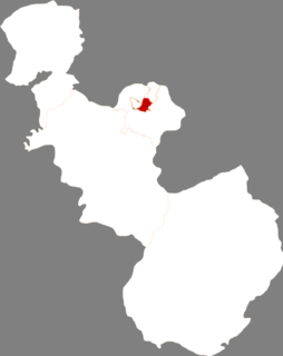 Tiedong District, Anshan District in Liaoning, Peoples Republic of China