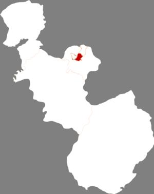 Tiedong District, Anshan