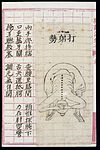 Chinese martial arts form; Attack Wellcome L0039806.jpg
