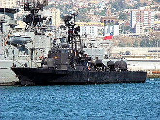 Israel Shipyards - Image: Chl LM30
