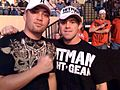 Chris Kelly with Jens at UFC - Neer vs Diaz 2013-12-03 22-51.jpg