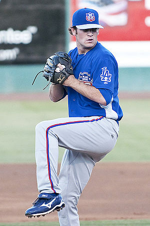 Chris Withrow - Withrow with the Inland Empire 66ers