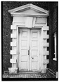 Christ Church (Episcopal), Columbus and Cameron Streets, Alexandria, Independent City, VA HABS VA,7-ALEX,2-2.tif