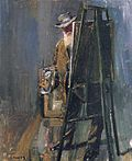 Christian Krohg - self-portrait (1912).jpg