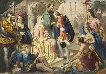 Columbus and the Catholic Monarchs (The return of Columbus) Christopher Columbus9.jpg