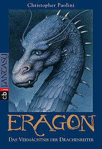 Christopher Paolini, Eragon 1.jpg
