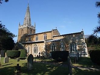 Church of St Guthlac, Branston - geograph.org.uk - 1745446