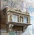 Church of the Eremitani (Padua) - Interior - Tomb of Ilario Sanguinacci.jpg
