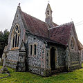 Church of the Holy Trinity, East Grimstead, Wiltshire, England, from NE.jpg
