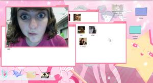 Cibele (video game) - Screenshot of gameplay