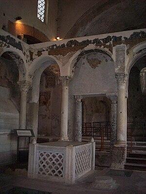 Felix of Nola - Burial place of Felix of Nola in Cimitile