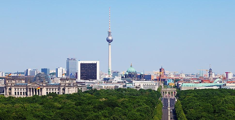 Cityscape Berlin