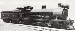 1910 in South Africa - NGR Class A