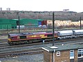 Class 66 locomotive EWS No 66143 12 March 2009.jpg