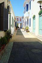 Classic aristocratic houses in Nicosia Republic of Cyprus