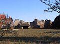 Claxton Castle ruins.jpg