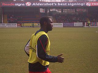 Clayton Fortune English footballer