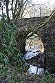 Cleuch Burn Road Bridge, Sorn - geograph.org.uk - 337231.jpg
