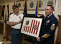 Cleveland Coast Guard chief's mess thanks VFW Post 3345 130314-G-KJ067-009.jpg