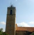 Clocher église paroissiale XI St Julien-le-Montagnier.png