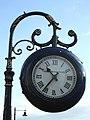 Clock, Dublin Street, Newtownstewart - geograph.org.uk - 988960.jpg