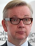 Close up of Michael Gove at Policy Exchange delivering his keynote speech (cropped).jpg