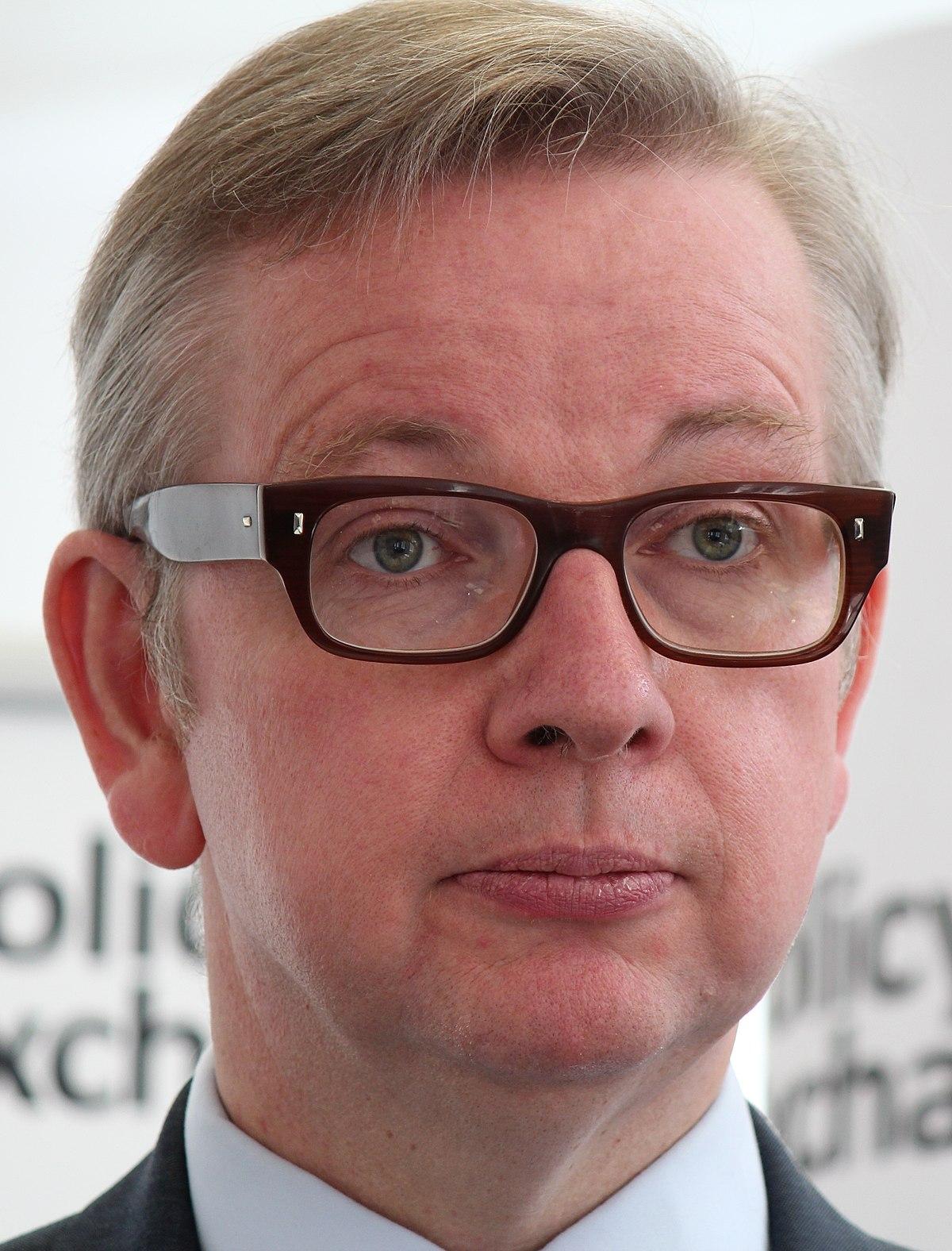 Michael Gove Wikipedia