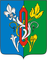 Coat of Arms of Lakinsk (Vladimir oblast).png