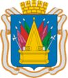 Coat of Arms of Tobolsk (Tyumen oblast) (2007).png