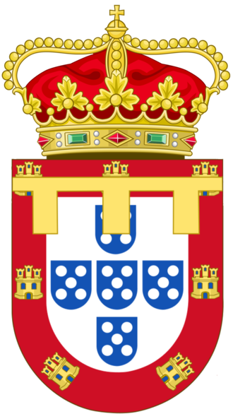 Prince of Brazil - Coat of arms of the Prince of Brazil.