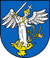 Coat of arms of Gbely.png