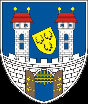 Podbořany - Image: Coat of arms of Podbořany