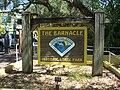 Coco Grove FL Barnacle SP sign01.jpg