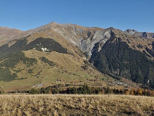 Col du Chaussy - Montpascal
