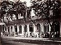 Collectie NMvWereldculturen, TM-60004999, Foto, 'Het consulaat van de Vrije Hanzestad Bremen aan de Kali Besar, Batavia', fotograaf toegeschreven aan Woodbury & Page, 1857-1872.jpg